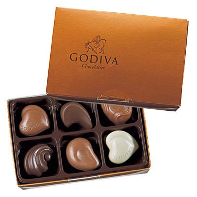 ゴディバ チョコレート チョコ GODIVA CHOCOLATE バレンタインデー バレンタイン