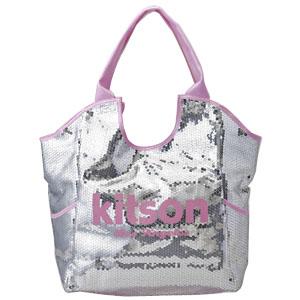 キットソン kitson バッグ スパンコールバッグ