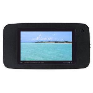 ポータブル防水DVDプレーヤー ツインバード TWINBIRD  VD-J715B