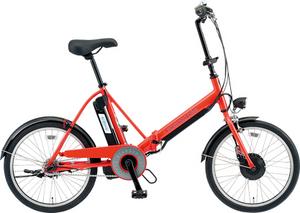 サンヨー 電動自転車 エネループバイク 折りたたみ