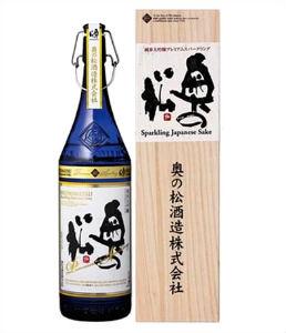 奥の松 純米大吟醸 プレミアムスパークリング 日本酒