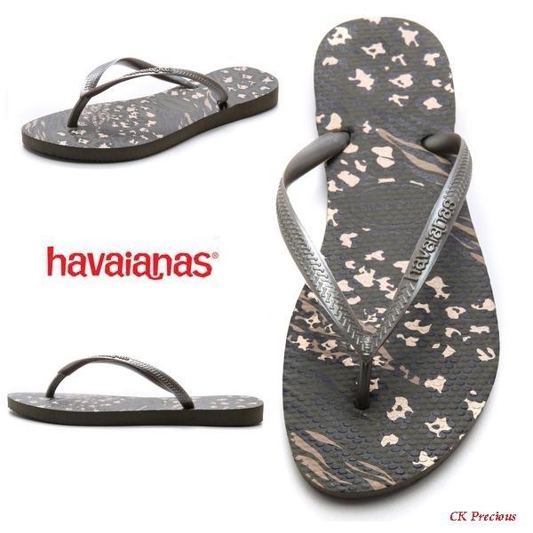 ハワイアナス(havaianas)のビーチサンダル