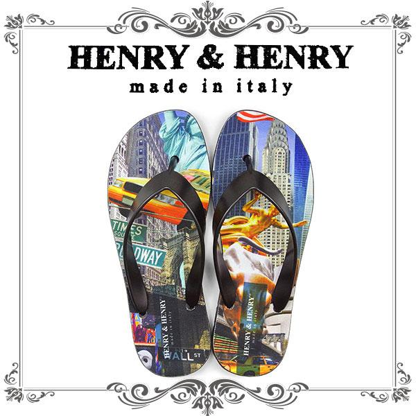 HENRY&NENRY(ヘンリーアンドヘンリー)のビーチサンダル