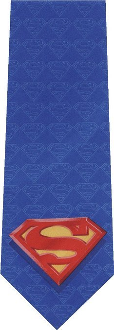 スーパーマン ネクタイ