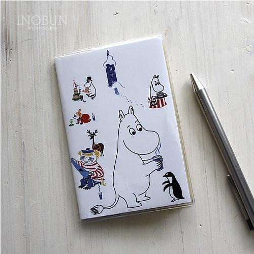 2016年 スケジュール帳 ムーミン 手帳 B7 ホワイト【あす楽対応】