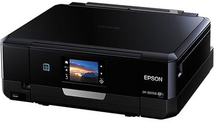 エプソン(EPSON)のカラリオ(colorio) EP-807A ブラック
